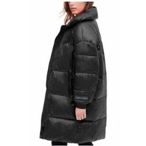 Calvin Klein Ladies' Oversized Puffer Jacket